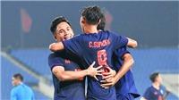 VIDEO: Soi kèo bóng đá U23 Thái Lan vs Brunei (17h00, 24/3), vòng loại U23 châu Á