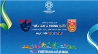 Soi kèo Thái Lan vs Trung Quốc (21h00, 20/1). Dự đoán bóng đá Asian Cup 2019. VTV6, VTV5 trực tiếp