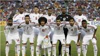 VTV6. Trực tiếp bóng đá VTV6. Xem trực tiếp UAE vs Bahrain, vòng bảng Asian Cup 2019