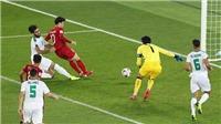 Báo Tây Á bất ngờ khi Việt Nam 2 lần dẫn trước Iraq tại Asian Cup 2019