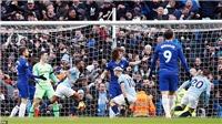 ĐIỂM NHẤN Man City 6-0 Chelsea: Sarri-ball sụp đổ hoàn toàn. Man City chơi thứ bóng đá hoàn hảo