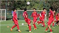 VTV6. VTV5. Xem trực tiếp bóng đá U22 Việt Nam vs U22 Campuchia, tranh giải 3 U22 Đông Nam Á