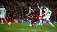 VIDEO highlights Liverpool 0-0 Bayern Munich: Chờ quyết chiến ở lượt về