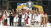 CẬP NHẬT tin sáng 2/2: Qatar vô địch Asian Cup 2019. Quang Hải ẵm giải thưởng. M.U mua 'thần đồng' nước Anh
