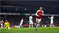VIDEO Arsenal 5-1 Bournemouth: Pháo thủ vẫn đứng thứ 4!