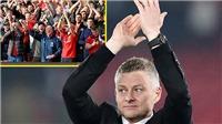 Solskjaer tiết lộ điều fan M.U quan tâm nhất trước trận gặp Southampton