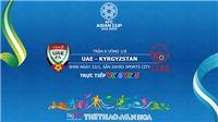 Soi kèo UAE vs Kyrgyzstan (00h00, 22/1). VTV6, VTV5 trực tiếp. Kèo bóng đá Asian Cup 2019