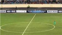 Chết cười với ảnh chế Bùi Tiến Dũng nằm võng, nhờ ship trà sữa ở trận gặp U23 Brunei