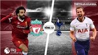Soi kèo Liverpool vs Tottenham. Kèo bóng đá. Trực tiếp bóng đá K+ PM