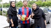 Người giống hệt Messi bị tố ngủ với 23 phụ nữ