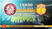Nhận định TP.HCM vs Nam Định (19h00, 05/03). Trực tiếp BĐTV, HTV TT