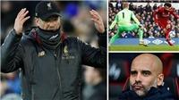 Báo Anh dự đoán Man City vô địch ở vòng cuối, Liverpool chỉ còn mong chờ vào M.U và Tottenham