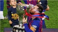 Barcelona 1-0 Levante: Messi tỏa sáng từ ghế dự bị, Barca vô địch Liga sớm 3 vòng