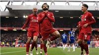 Mohamed Salah gây bão với màn ăn mừng độc đáo