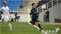 Đồng đội chuyền về bất cẩn khiến Incheon thủng lưới trong ngày Công Phượng đá chính