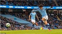 VIDEO Man City 2-0 Cardiff: Lấy lại ngôi đầu