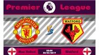 MU 2-1 Watford: Rashford và Martial tỏa sáng, MU tạm thời đứng thứ 4 trên BXH