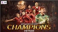HLV Park Hang Seo: 'Việt Nam giờ là số 1 ở Đông Nam Á'