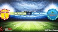 Nhận định và trực tiếp Nam Định vs Khánh Hòa (17h ngày 6/4), V League 2019 vòng 4