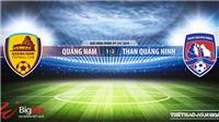 VTV6. Trực tiếp Quảng Nam vs Than Quảng Ninh (17h, 5/4). Trực tiếp bóng đá V League 2019