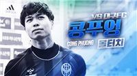 Truyền thông Hàn Quốc choáng vì lượng CĐV xem Công Phượng thi đấu quá đông
