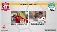 Nhận định và trực tiếp Hải Phòng vsHAGL (17h ngày 6/4), V League 2019 vòng 4