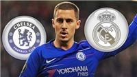 Real Madrid sẽ đạt thỏa thuận với Eden Hazard trong vài ngày tới