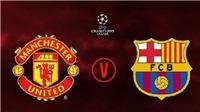 VIDEO MU 0-1 Barca: Luke Shaw phản lưới, Messi đổ máu