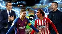 Soi kèo Barcelona vs Atletico Madrid (1h45 ngày 7/4), vòng 31 La Liga