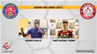Nhận định và trực tiếp Sài Gòn vs TPHCM (19h ngày 6/4), V League 2019 vòng 4