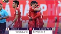 Anh Đức bị 'ném đá' sau khi vô tình... kiến tạo cho Fagan ghi bàn