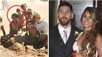 Hé lộ sự thật bất ngờ về mối quan hệ giữa Messi và vợ