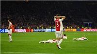 Ajax 2-3 Tottenham: Bóng đá thật điên rồ! Ajax đá hay nhưng số phận gọi tên Spurs