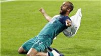 Lucas Moura được chấm điểm 10 ở trận Ajax 2-3 Tottenham, đi vào lịch sử báo Pháp L'Equipe