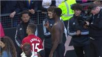 MU: Pogba bị chỉ trích vì không thèm kèm người, dẫn tới bàn thua
