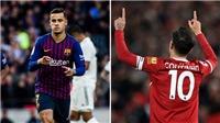 Liverool vs Tottenham: The Kop mạnh hơn nhờ bán Coutinho