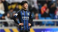 Gangwon 1-0 Incheon United: Công Phượng vắng mặt, Incheon United thất thủ trên sân khách