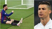 CẬP NHẬT tối 2/5: 'Messi là thiên tài, Ronaldo chỉ là cầu thủ tuyệt vời'. Mourinho vẫn bất mãn với MU