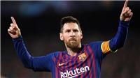 VIDEO Barcelona 3-0 Liverpool: Messi rực sáng, Barca mở toang cánh cửa chung kết
