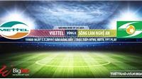 Viettel vs SLNA: Trực tiếp bóng đá và nhận định (19h ngày 5/5), V League 2019 vòng 8