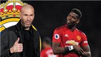 CHUYỂN NHƯỢNG Real 18/5: Pogba chấp nhận giảm lương. Zidane không thích Neymar, sẽ mua Eriksen