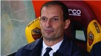 Allegri chính thức rời Juventus, Pochettino là ứng viên thay thế. Và cả Mourinho lẫn Wenger!