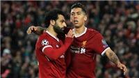 Liverpool vs Barca: Không Salah và Firmino, Liverpool sẽ đá như thế nào?