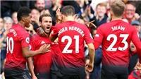 Huddersfield 1-1 MU: Bị cầm chân trên sân khách, MU hết hy vọng vào Top 4