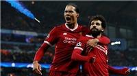 Salah và Firmino vắng mặt, fan Liverpool yêu cầu cho Van Dijk đá tiền đạo