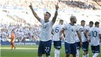 Argentina: Không còn phụ thuộc Messi, sẵn sàng đánh bại Brazil ở bán kết Copa America