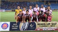 Xem trực tiếp bóng đá Sài Gòn vs An Giang (18h, 29/6), Cúp Quốc gia 2019