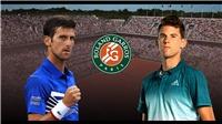 Kết quả Nadal vs Thiem: Thắng Thiem 3-1, Nadal vô địch Pháp mở rộng Roland Garros 2019