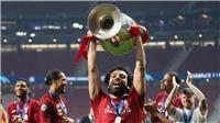 MU, Real Madrid và Bayern Munich đều muốn chiêu mộ Mohamed Salah