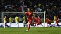 Báo Thái: 'Thất bại này là cú sốc. Việt Nam đích thực là đội bóng số 1 khu vực'